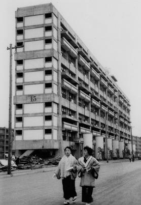 晴海高層アパート1