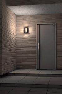 玄関ライト3