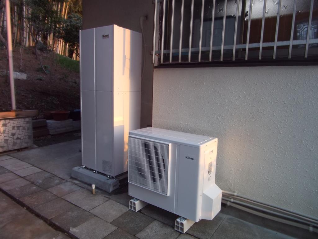 電気温水器 交換リフォーム 横浜