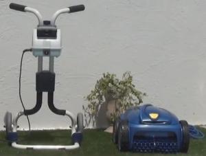 お掃除ロボット