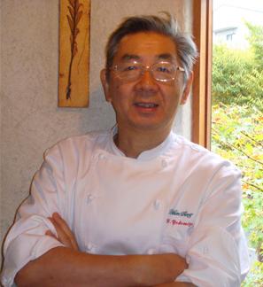 横溝春雄シェフ