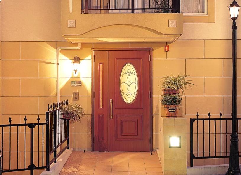 ヤマハ 玄関ドア ジューテックホーム