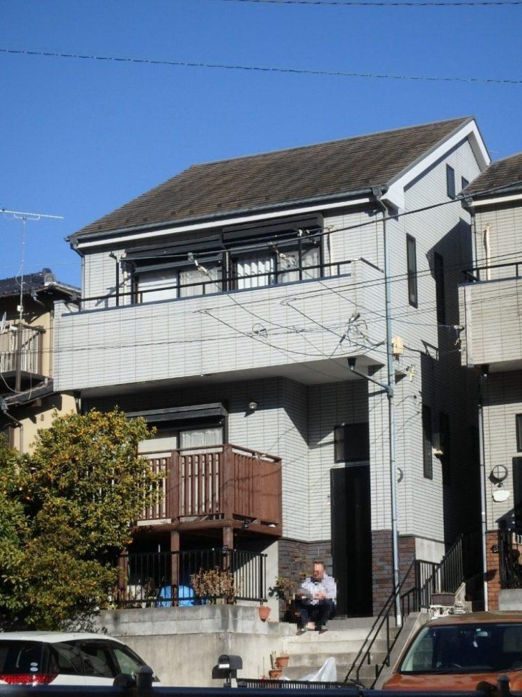 外壁塗装 外壁メンテナンス ジューテックホーム 横浜 都築 港北 東京 ウェルリフォーム