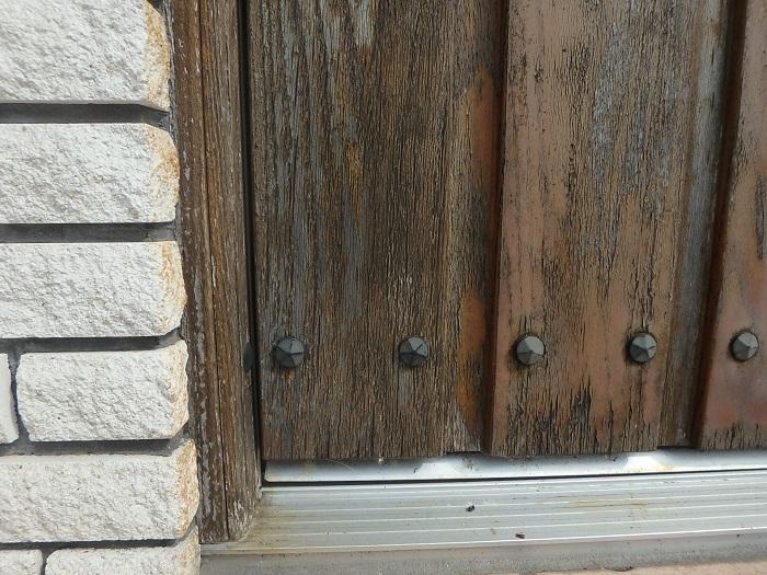 木製玄関ドア リフォーム 横浜 東京ジューテックホーム ウェルリフォーム 木製玄関ドア塗装 木製玄関ドアメンテナンス 横浜 神奈川 東京