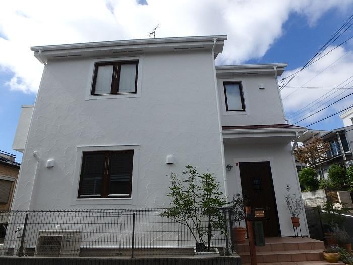 外壁 外装 塗装 ジューテックホーム 横浜 東京 神奈川