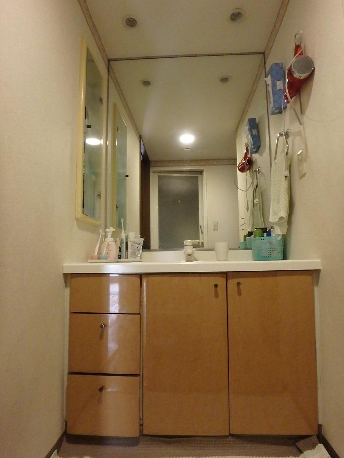 洗面台 ジューテックホーム 交換 横浜