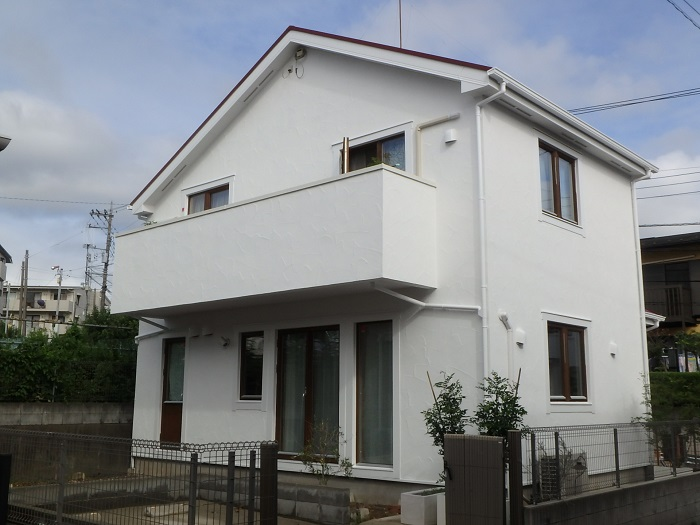 ジューテックホーム ウェルリフォーム 外壁塗装 外装リフォーム 横浜 東京 神奈川
