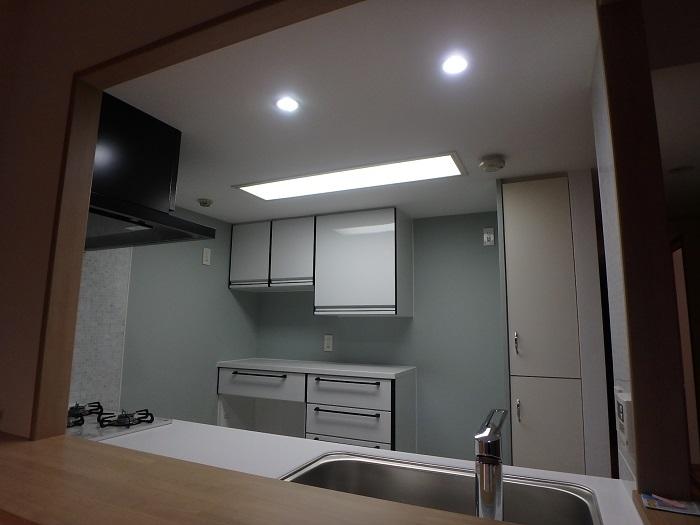 ジューテックホーム マンションリフォーム タカラスタンダード トレーシア ホワイト 神奈川 東京 白