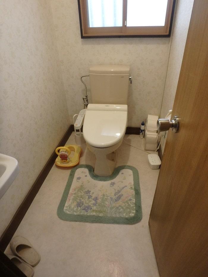 トイレリフォーム トイレ交換 戸建 横浜 神奈川 東京 ジューテックホーム