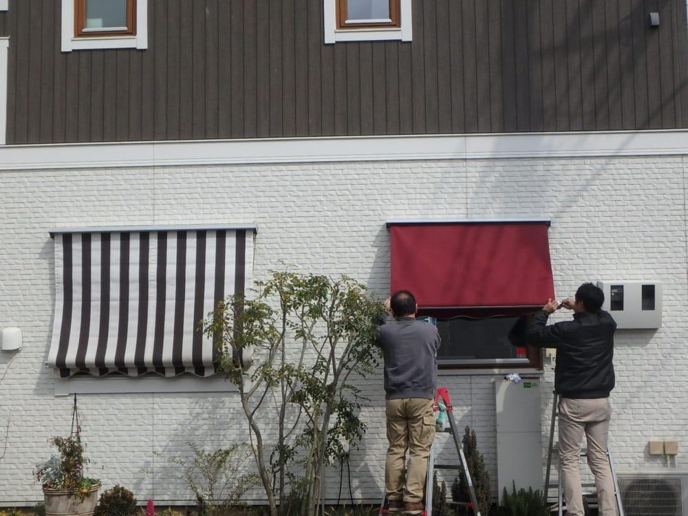 ジューテックホーム AMA オーニング 横浜 東京 リフォーム