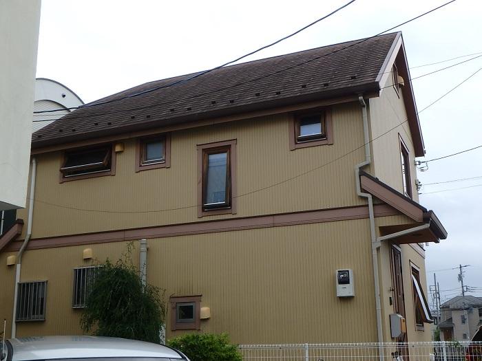 外壁塗装 リフォーム 外装リフォーム ジューテックホーム ウェルリフォーム 都築 港北 横浜 神奈川 東京