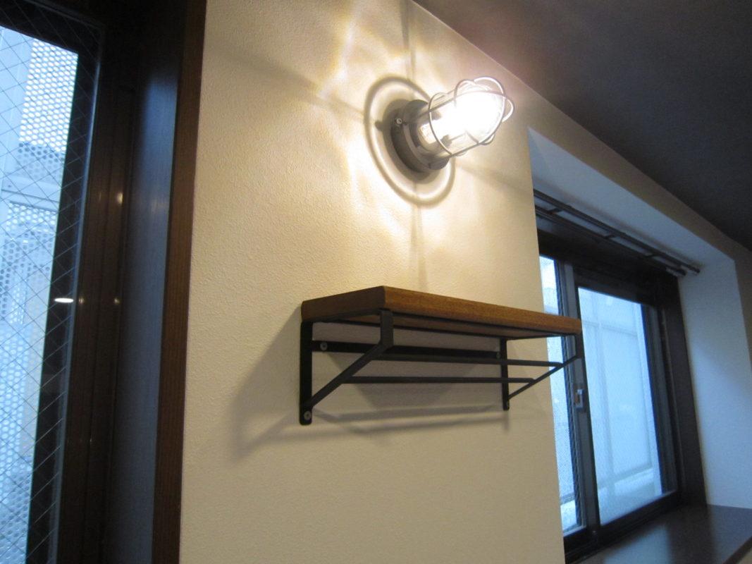 ジューテックホーム ウェルリフォーム マンションリフォーム マリンランプ リビング 引き戸 パナソニック 東京 横浜 神奈川