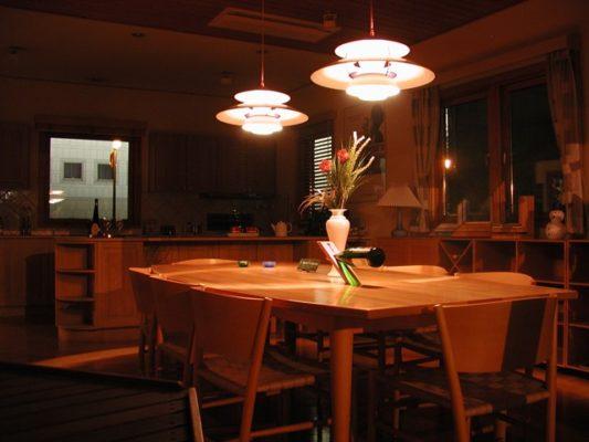 ジューテックホーム ウェルダンノーブルハウス 照明 リフォーム