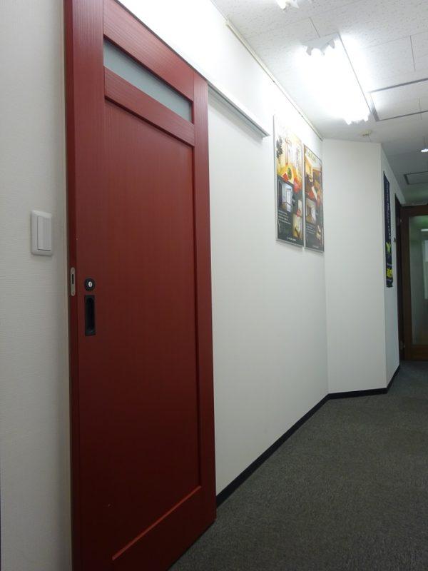 ジューテックホーム ウェルリフォーム アウトセット引き戸 リフォーム 引き戸 内装リフォーム 横浜