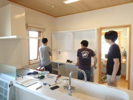 ジューテックホーム ウェルリフォーム カップボード 神奈川 東京 ファイル FILE
