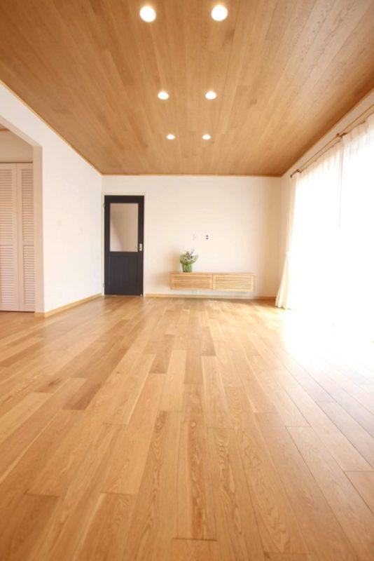 ジューテックホーム テレビボード ウッドワン 新築 リフォーム 横浜 東京 神奈川