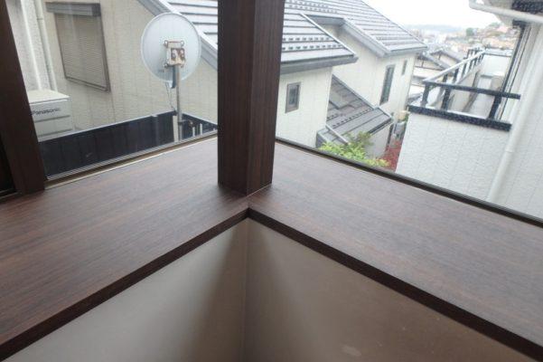 ジューテックホーム ウェルリフォーム リアテック ダイノック 出窓カウンターリフォーム 横浜 東京