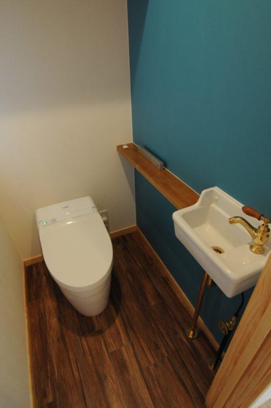 ジューテックホーム ウェルリフォーム トイレ交換リフォーム 神奈川 横浜 東京 タンクレストイレ
