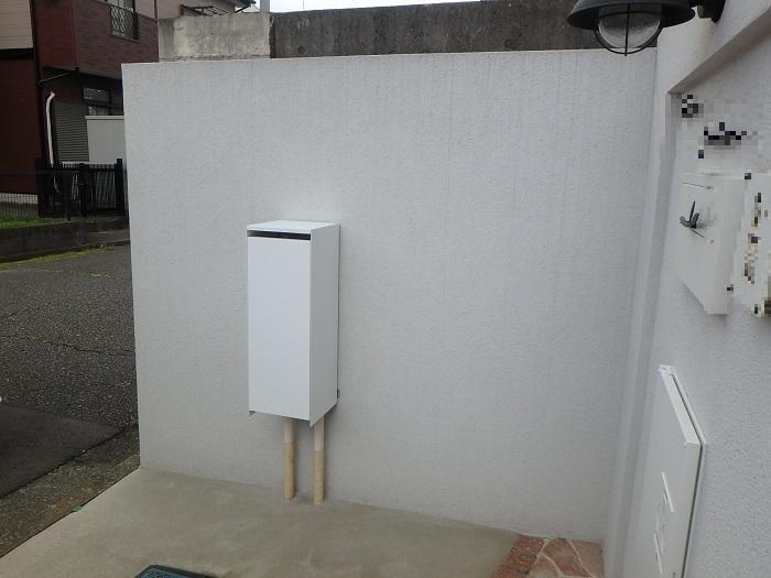ジューテックホーム ウェルリフォーム ガスメーターカバー BAKO リフォーム 横浜