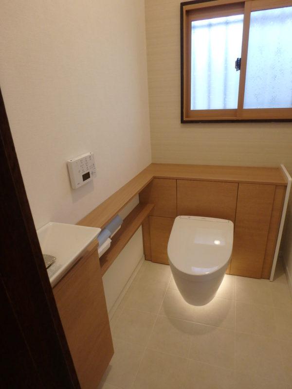 ジューテックホーム ウェルリフォーム フロートトイレ トイレ交換 横浜 神奈川 東京