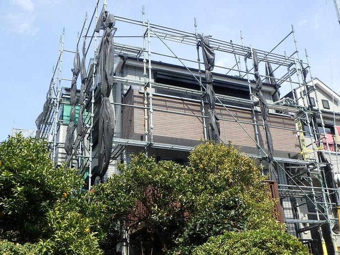 ジューテックホーム ウェルリフォーム 外壁塗装 外装リフォーム 塗装 横浜 神奈川 都筑 港北